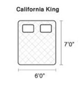 Shop by California King Size
