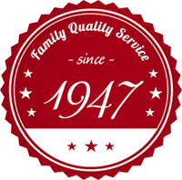 Family Owned Since 1947